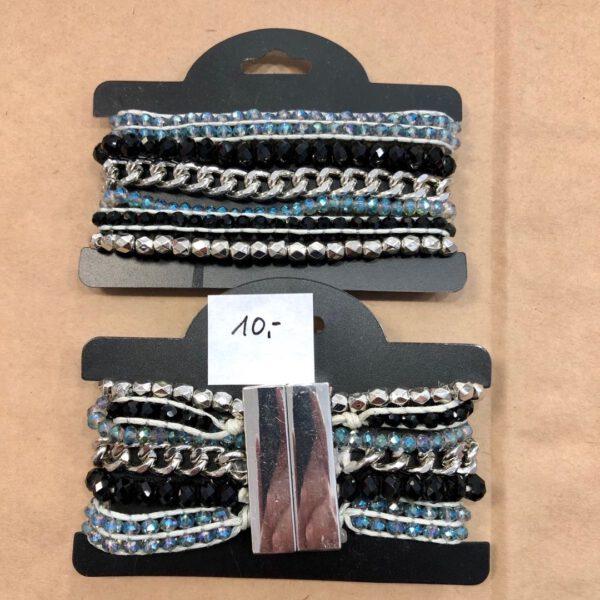 armband kette perlen verschluss